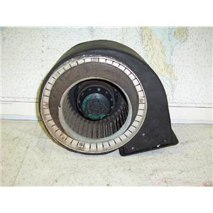 Boaters' Resale Shop of TX 1607 1441.05 MARINE 220 VOLT AC FAN & CAGE ASSEMBLY