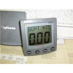Boaters' Resale Shop of TX 1607 1427.11 RAYTHEON ST60 SPEED DISPLAY A22009 ONLY