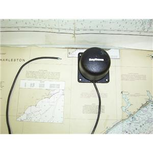 Boaters' Resale Shop of TX 1607 1427.02 RAYTHEON HEADING SENSOR WITH CUT CABLE
