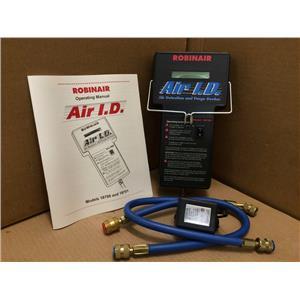 Robinair Air I.D 18700 Air Detection & Purge Device NEW IN BOX