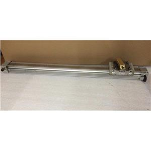 SMC MYC25-500 Linear Pneumatic Actuator MYC Cylinder USED