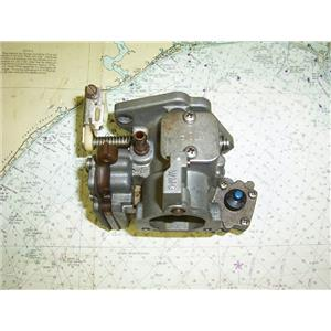 Boaters' Resale Shop of TX 1412 4005.55 NISSAN 9.9 HP OUTBOARD MOTOR CARBURETOR