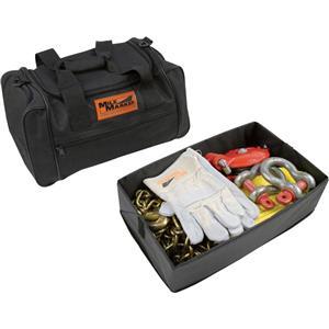 Mile Marker Heavy Duty Recovery Kit 30K Snatch Block 10' Choker Chain 19-00150