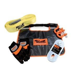 Mile Marker Off Road Recovery Gear Kit PN : 19-00100