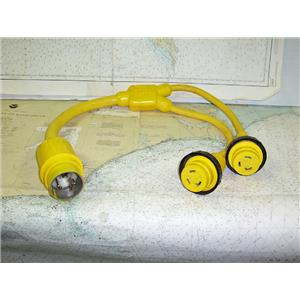 Boaters Resale Shop of TX 1608 1547.02 MARINCO # 152AY SHOREPOWER Y ADAPTER