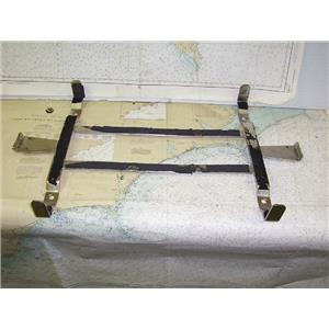 Boaters' Resale Shop of TX 1608 0447.01 MOUNTING BRACKET FOR 4 PERSON LIFERAFT