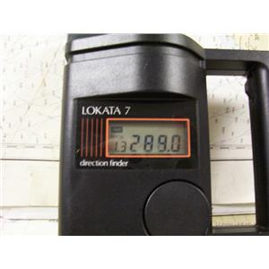 Boaters' Resale Shop of TX 1608 0447.42 LOKATA 7 HANDHELD RADIO DIRECTION FINDER