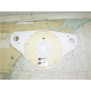 "Boaters Resale Shop of TX 1608 0442.21 LEWMAR COMPASS COLLAR FOR 12"" PEDESTAL"