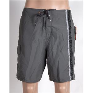 Quiksilver Men's Waterman's Waterworks Shorts Grey 34