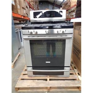 Electrolux IQ-Touch Series EI30GF35JS 30 Inch Freestanding Gas Range Images