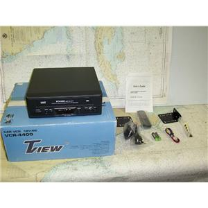 Boaters' Resale Shop of TX 1411 2441.01 TVIEW 12 VOLT VCR MODEL VCR-4400