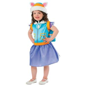 Paw Patrol Everest Value Toddler Girls Child Costume 2-4