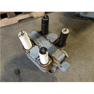 GENERAL ELECTRIC JE-42 93X882 PRI VOLTS 12000 RATIO 100 MAX 13800V TRANSFORMER