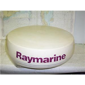 Boaters' Resale Shop of TX 1608 2247.05 RAYMARINE M92652 4KW RADAR DOME ONLY