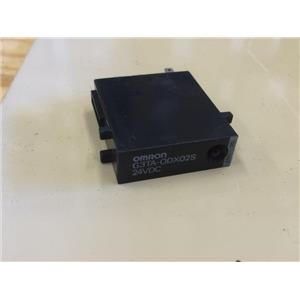 Omron G3TA-ODX02S 24VDC Input Relay Solid State