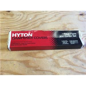 Hyton F2D2 Dampener Form and Ductor covers