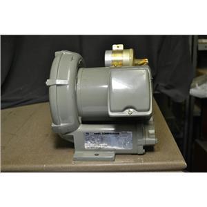 "Fuji Electric Ring Compressor, 1"" Ports, 230V, 1Ph, VFC102P-2T"