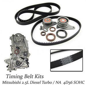 OEM Timing Belt Kits Mitsubishi Montero Pajero Delica L300 2.5 4D56 Diesel NA/TD