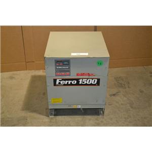 C&D Forklift Lift Truck Battery Charger 24V 550 AH Single Phase, VFR12CEM550
