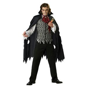 Incharacter Men's Vampire B. Slayed Adult Costume Size XL