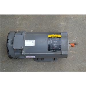 Baldor CDP3455 1 HP DC Motor, 1750 RPM, Frame 56C, Arm 50 Volts, 5 Amps