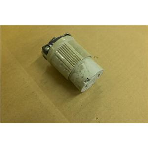 H&H Receptacle 20A 250V 10A 600VAC USED