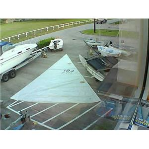 UK Hank On Jib w Luff 34-0 from Boaters' Resale Shop of TX 1006 1103.06