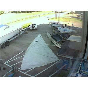 Mainsail w 30-6 Luff from Boaters' Resale Shop of TX 1008 0134.01