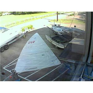 North Sails Mainsail w 40-6 Luff from Boaters' Resale Shop of TX 1609 1741.91