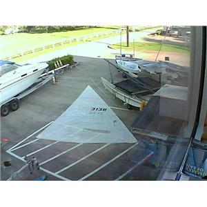J-24 Hank On Jib w Luff 27-0 from Boaters' Resale Shop of TX 1012 1329.01