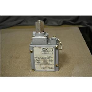 Square D 9012 GFW-3 Series C Pressure Switch, 9012GFW3 170-5600 PSIG