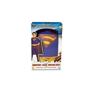 Rubie's 41042 Boy's Superman Kids Costume Set Size Small 4-6
