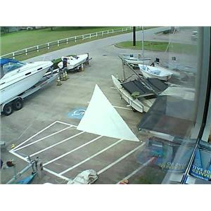 H.O. Jib w Luff 27-3 from Boaters' Resale Shop of TX 1610 0225.92