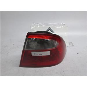 02-05 SAAB 9-5 right outer tail light 5142203