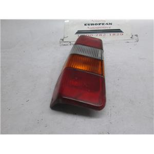 85-93 Volvo 240 245 wagon left tail light 1372441