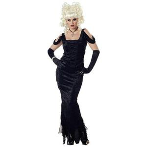 Madame Gothic Sexy Ladies Adult Costume Size Large 10-12