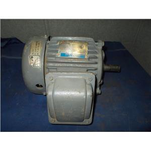 TECO AEHEBG 1HP 230/460V-AC 1745RPM 143T 4P 3PH SEVERE DUTY ELECTRIC MOTOR