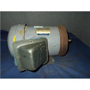 TECO Westinghouse Motor 3/4 HP, 1730RPM, 230/460V, 3 Phase, G0/74, 56 Frame