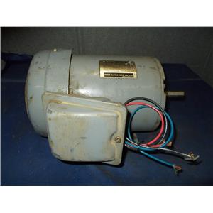 TECO MOTOR TYPE AEGA 3/4HP, 230/460V, 1740RPM, 3.0/1.5A, 4P, 31045H200