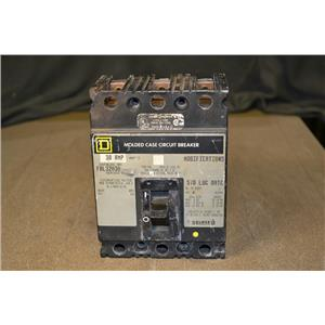 Square D 30A Circuit Breaker, FAL32030, 240VAC, Gray