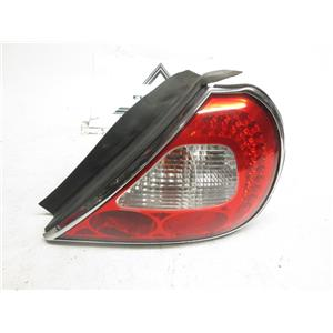 04-09 Jaguar XJ8 XJR Vanden Plas right rear tail light C2C33543