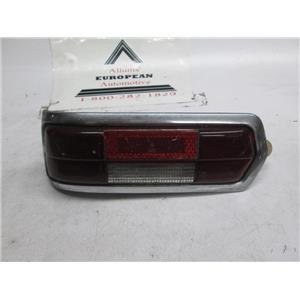 Mercedes W108 left driver side tail light 1088201133 280sel 300sel