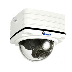 High Quality Dome Network Security Camera CCTV HAWK-IPQ190PD 1080P Vandalproof W