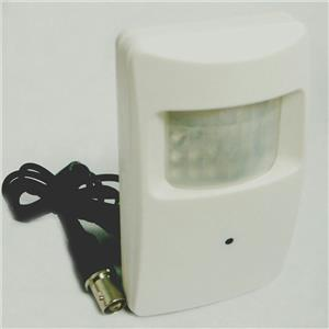 High Quality Motion Sensor Housing Color Camera SPY 1/3' SONY HAWK-132PIR