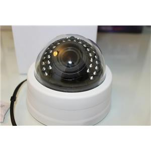 "High Quality Dome Color Security Camera CCTV 1/3"" SONY IZOOM HAWK 314ZIRCD"