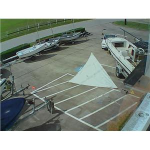 Catalina 22 Hank On Jib w Luff 22-8 from Boaters' Resale Shop of TX 1610 0772.89