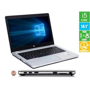 "HP Folio 9470m, i5 1.8GHz 14.1"" Laptop"
