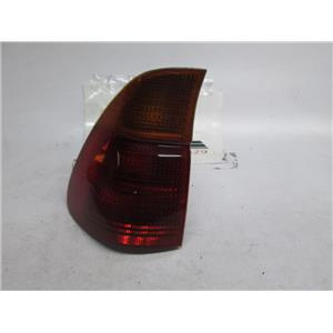 00-04 BMW E53 X5 left outer tail light 63217158391