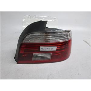 00-03 BMW E39 right tail light 525i 530i 540i M5 63216902530