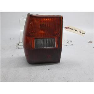 81-87 Audi Coupe left side tail light 855945217A